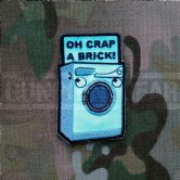 Gun Point Gear Oh crap a brick!